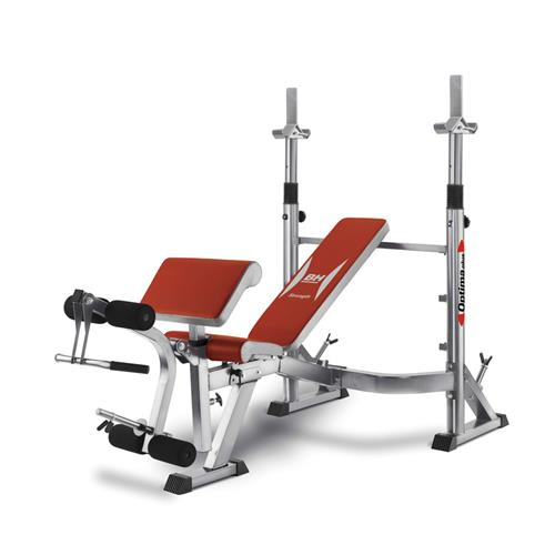 Fitnessbank Bh fitness Optima Press