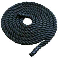 Battle ropes Bodysolid Draaitouw
