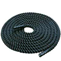 Battle ropes Bodysolid Draai touw