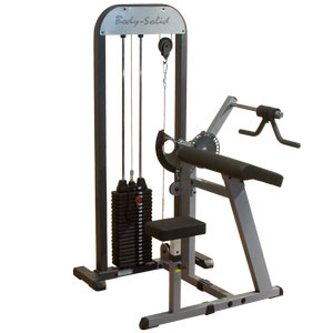 Bodysolid Biceps & Triceps bank