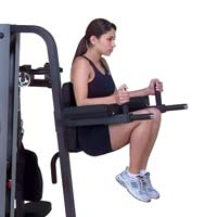 Fitnessapparaat Option Station VKR Bodysolid - Fitnessboutique