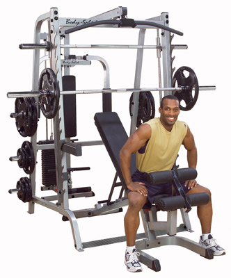 Bodysolid Smith Serie 7 Full Option