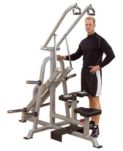 Bodysolid Club Line Lat Pull Down