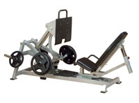 Toestel dijbenen en kuiten Bodysolid Club Line Pro Average Leg Press