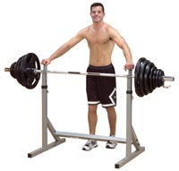 Smith Machine Powerline Squat Rack maximale belasting 360 kg