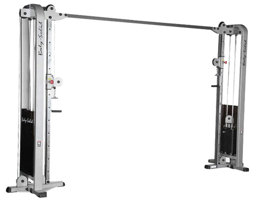 Bodysolid Club Line Pulley station voor CrossOver