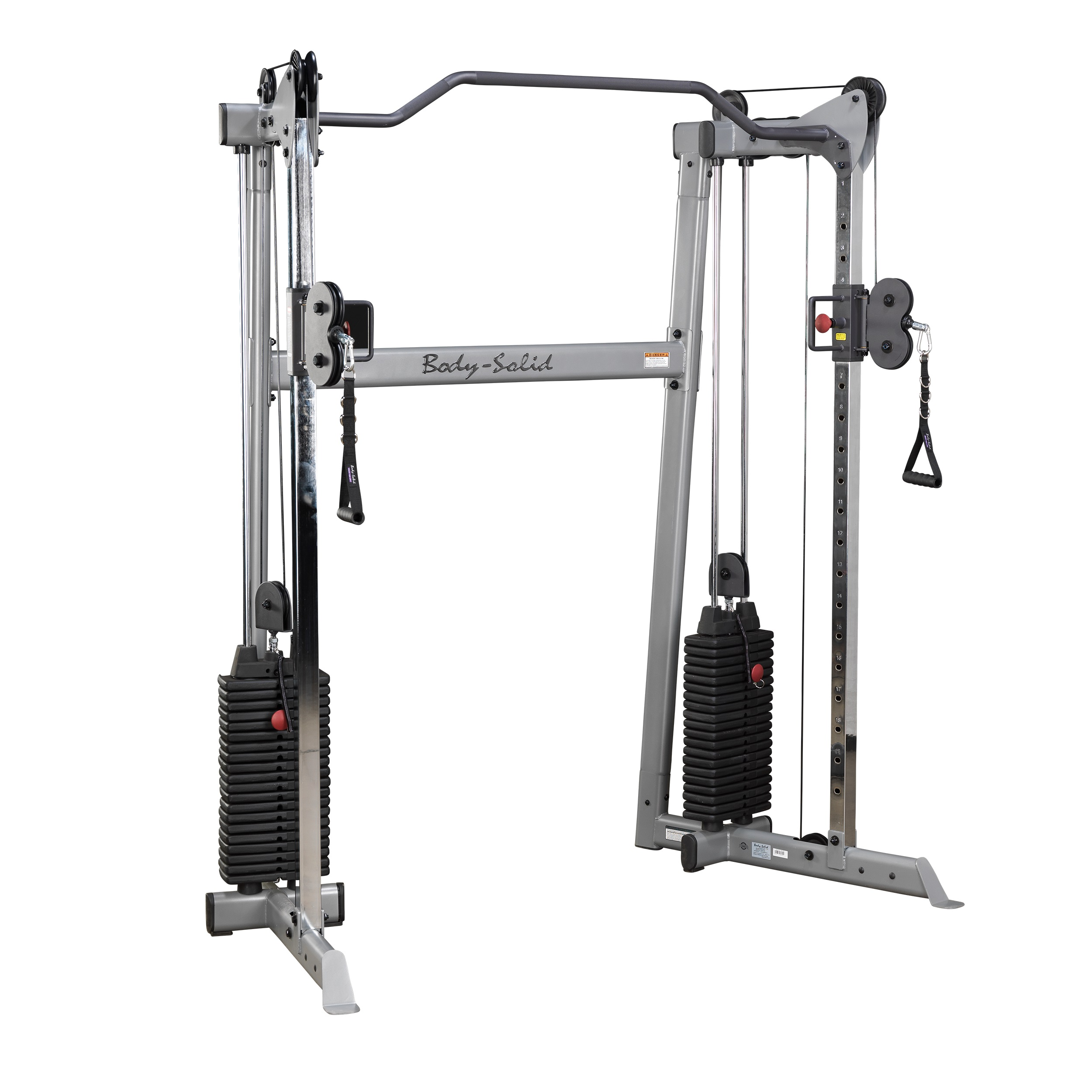 Bodysolid Multifunctioneel trainingssysteem op basis van katrollen