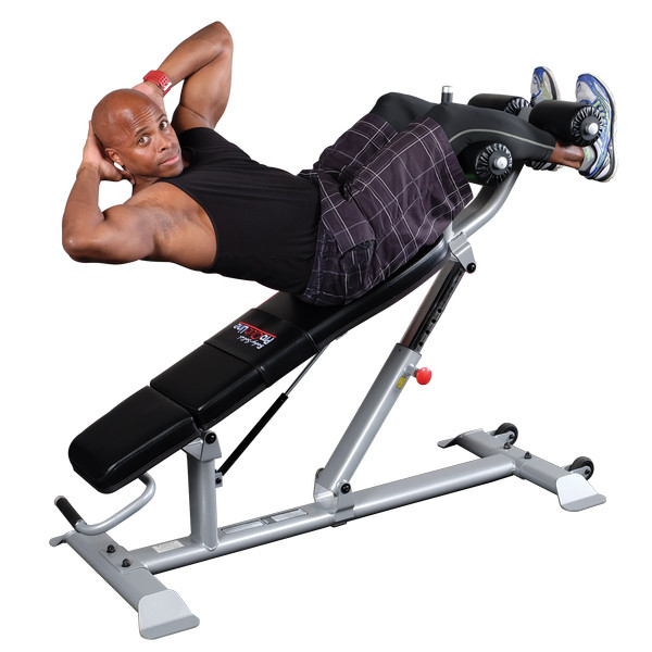 Bodysolid Club Line Ab Bench