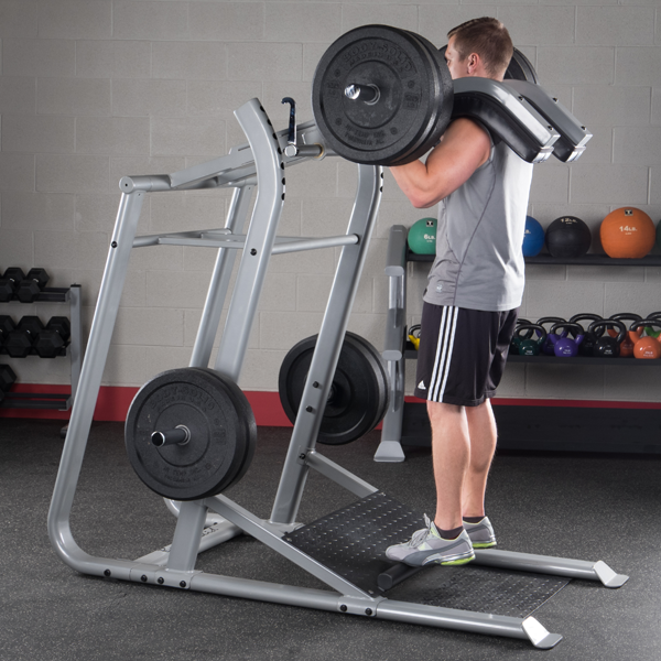 Bodysolid Club Line Squat platform