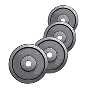 Standaard - Diameter 28 mm Set van 70 kilogram gewichten met diameter van 28 mm Fitness Doctor - Fitnessboutique