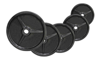 Krachttraining Fitness Doctor Pack Poids Olympiques 140 kg
