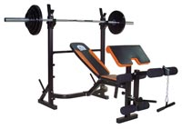 Fitnessbank Titan Bench Fitness Doctor - Fitnessboutique