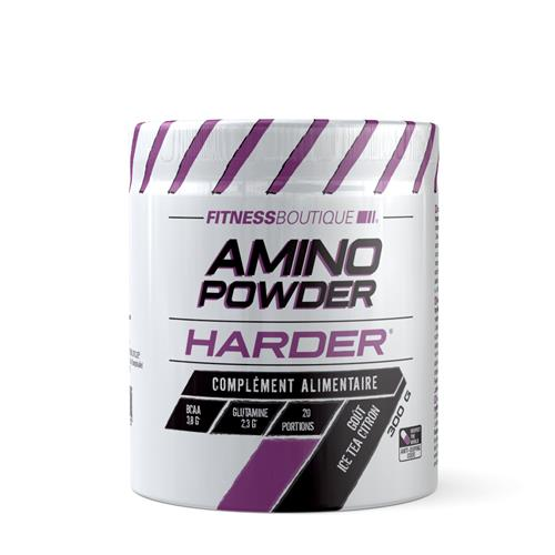 Aminozuren Amino Powder Harder Harder - Fitnessboutique
