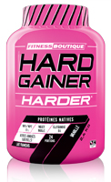 Massatoename Hard Gainer Harder Harder - Fitnessboutique