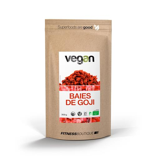 Keuken - Snacking Vegan Goji  bessen RAW en BIO