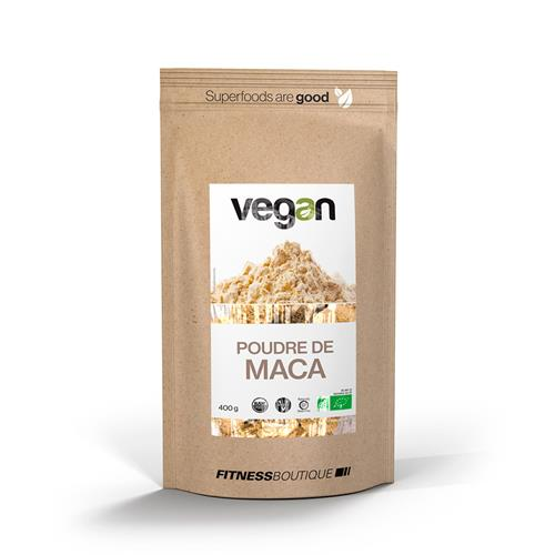 Keuken - Snacking Maca  poeder RAW en BIO Vegan - Fitnessboutique