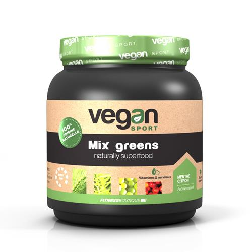 Diëtiek Vegan Sport Mix Greens Naturally Superfood
