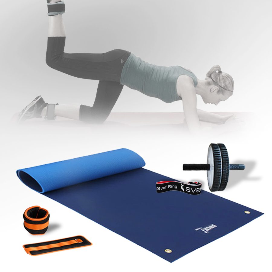 Fitness Doctor Pack Abdos Fessiers
