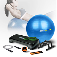 Fitnessaccessoires Fitnessboutique Pack FitnessBoutique