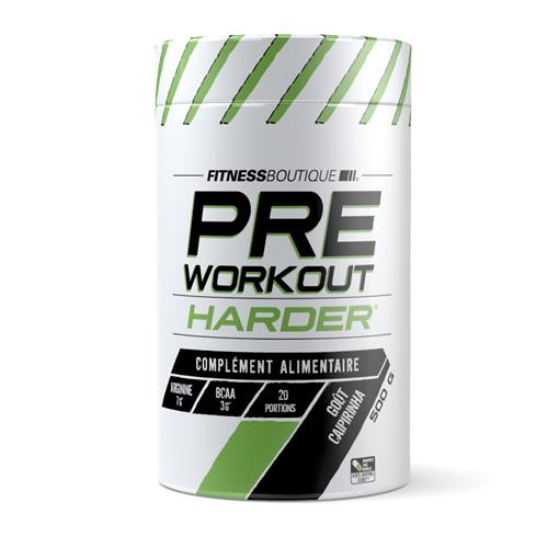 pre-workout Pre Workout Harder Harder - Fitnessboutique