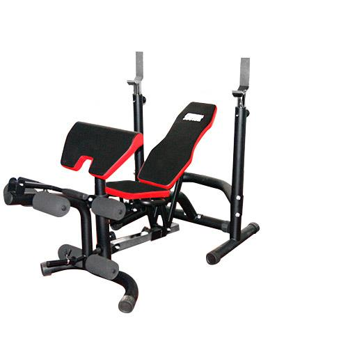 Fitnessbank Black Bench Fitness Doctor - Fitnessboutique