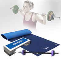 Barren - Kit Body Pump Fitnessboutique Pack Pump Pro