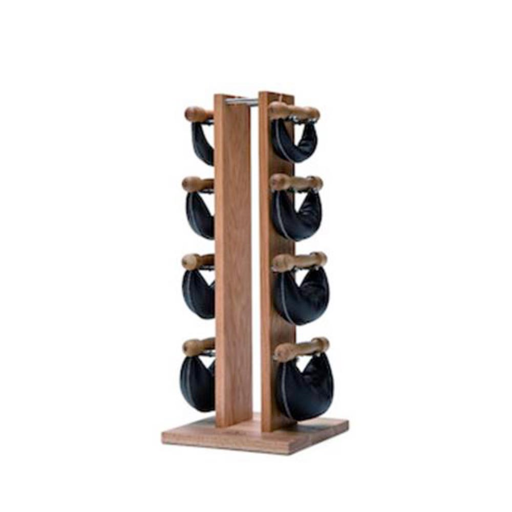 Nohrd Trainingstoren met trainingsplanken en Swing Bells 1,2,4,6 kg