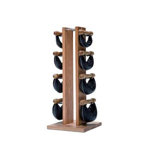 Krachttraining Nohrd Trainingstoren met trainingsplanken en Swing Bells 1,2,4,6 kg