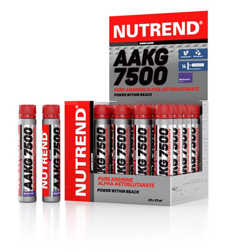 pre-workout Nutrend AAKG 7500