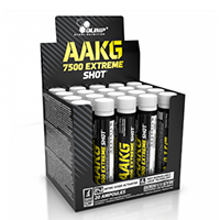 pre-workout Olimp Nutrition AAKG 7500 Extreme Shot