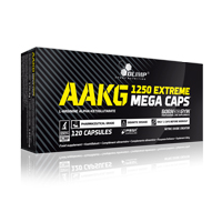 pre-workout AAKG Extreme 1250 Mega Caps Olimp Nutrition - Fitnessboutique