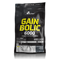 Massatoename Gain Bolic 6000 Olimp Nutrition - Fitnessboutique
