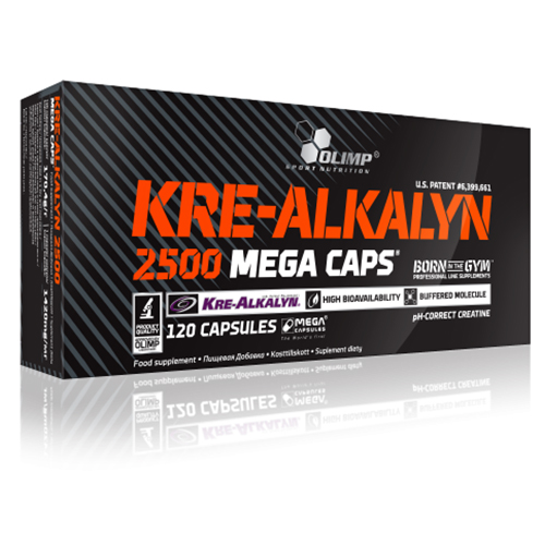 Olimp Nutrition Kre Alkalyn 2500 Mega Caps