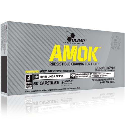 pre-workout Olimp Nutrition Amok