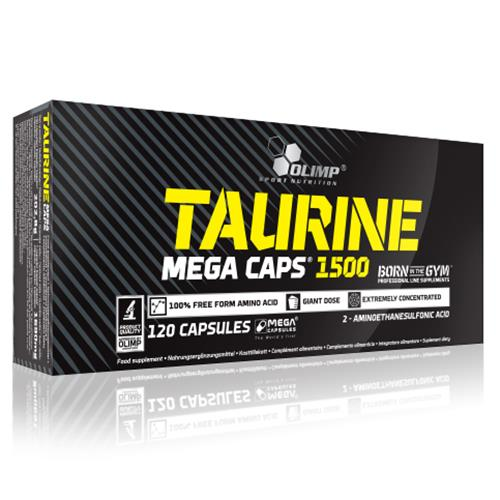 pre-workout Olimp Nutrition Taurine Mega Caps