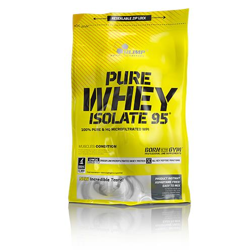 Weiproteïne Pure Whey Isolate 95 Olimp Nutrition - Fitnessboutique