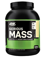 Massatoename Optimum nutrition Serious Mass