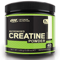Creatinen - Kre AlKalyn Optimum nutrition Micronized Creatine Powder