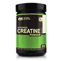 Monohydraat Optimum nutrition Creatine Powder