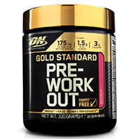 pre-workout Optimum nutrition Gold Standard Pre Workout
