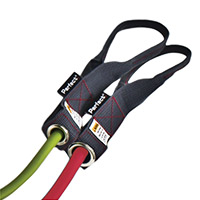 Elastiek - Rubber Perfect Fitness Resistance Bands