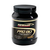 Droge proteïnen Pro 80 Black Performance - Fitnessboutique