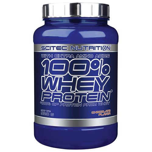 Proteïnen Scitec nutrition 100 % Whey Protein