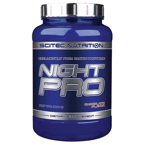 Proteïnen Night Pro Scitec nutrition - Fitnessboutique
