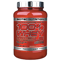 Proteïnen Scitec nutrition 100% Whey Protein Professional LS