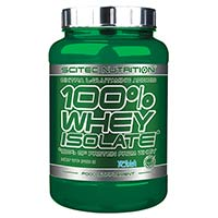 Proteïnen Scitec nutrition 100 % Whey Isolate