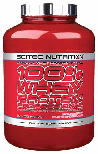 Weiproteïne Scitec nutrition 100% Whey Protein Professional