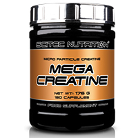 Creatinen - Kre AlKalyn Scitec nutrition Mega Creatine