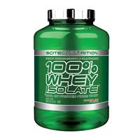 Proteïnen 100 % Whey Isolate Scitec nutrition - Fitnessboutique