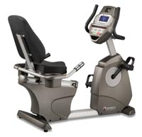 Halve ligfiets Recumbent Bike CR800 SpiritFitness - Fitnessboutique